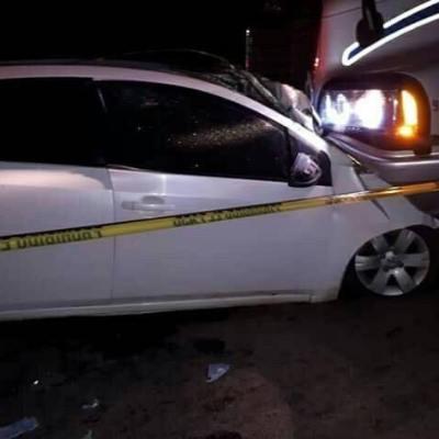 Accidente carretero en la Acapulco-Zihuatanejo deja seis muertos
