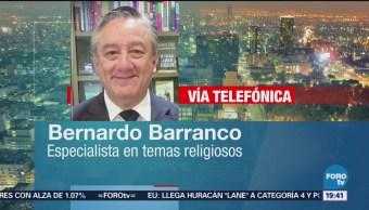 Acusaciones Abuso Sexual Contra Curas Eu Bernardo Barranco, Especialista En Temas Religiosos Sacerdotes Estados Unidos