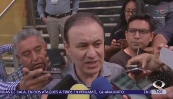 Alfonso Durazo quiere reducir entre 30 y 50 homicidios
