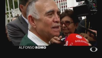 Alfonso Romo aclara presunto conflicto de interés
