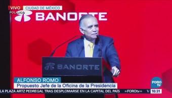 Alfonso Romo: México se va a convertir en un paraíso de la inversión