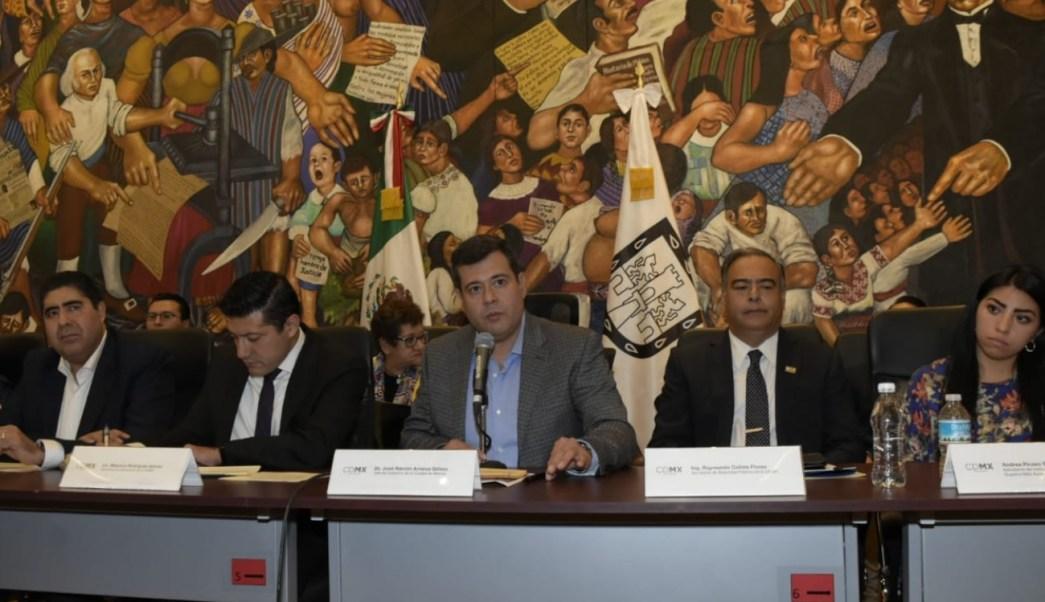 Amieva anuncia operativo para resguardar seguridad de estudiantes en la CDMX