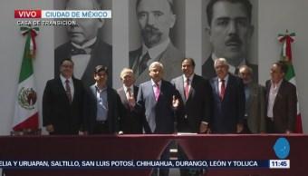 AMLO anuncia nuevos nombramientos; incorpora a Lázaro Cárdenas Batel