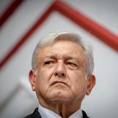 López Obrador, satisfecho con el acuerdo comercial de México y Estados Unidos