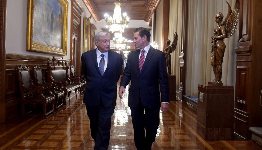 Gabinetes de AMLO y EPN se reunirán el 20 de agosto