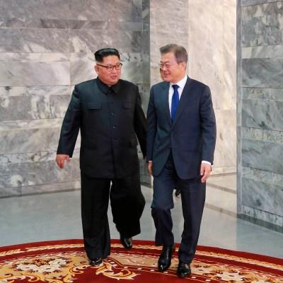Las dos Coreas celebrarán una nueva cumbre en septiembre