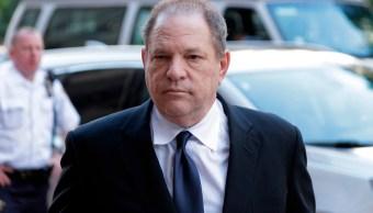 A un año del caso Weinstein, adelantan audiencia