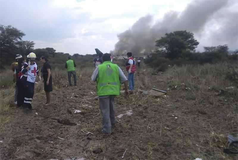 Reportan delicado de salud a capitán de Aeroméxico