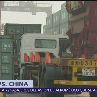 Aranceles de EU contra China podrían aumentar