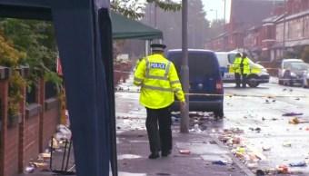 Tiroteo en Manchester deja al menos diez heridos