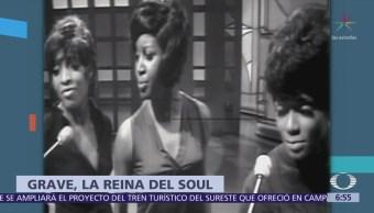 Aretha Franklin, la reina del soul, está muy enferma