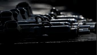 Armas: EU, principal comprador de México, en 2017
