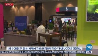 Arranca IAB Conecta 2018 de marketing y publicidad digital