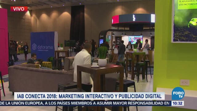 Arranca IAB Conecta 2018 de marketing y publicidad digital