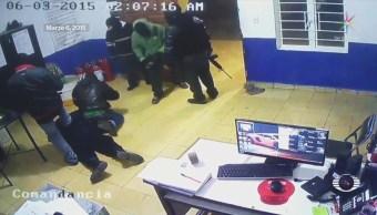 Atentan Contra Esposa Alcalde Tochtepec Puebla