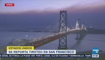 Balacera deja un muerto y dos heridos en San Francisco