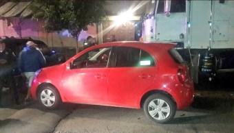Balacera en Coyoacán deja dos muertos y un herido