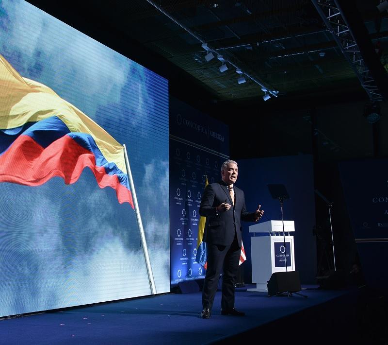 Iván Duque enfrentará una larga lista de retos en Colombia
