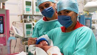 IMSS logra nacimiento de bebé 14 días después de la muerte de su gemela en Yucatán