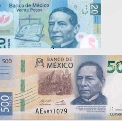 Nuevo billete de 500 pesos: No se confunda y lo dé por uno de 20