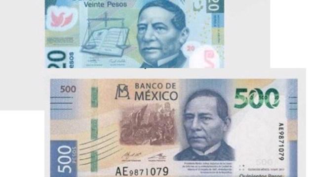 Nuevo billete de 500 pesos: No se confunda y lo de por uno 20