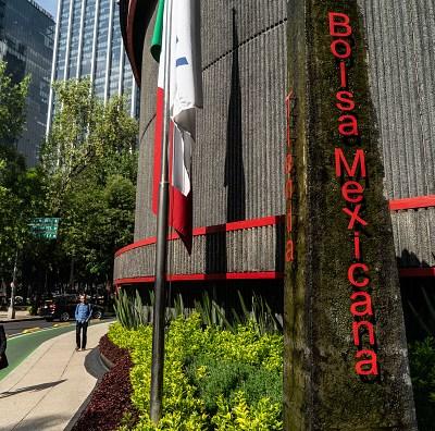 Bolsa Mexicana de Valores avanza en apertura por negociación del TLCAN