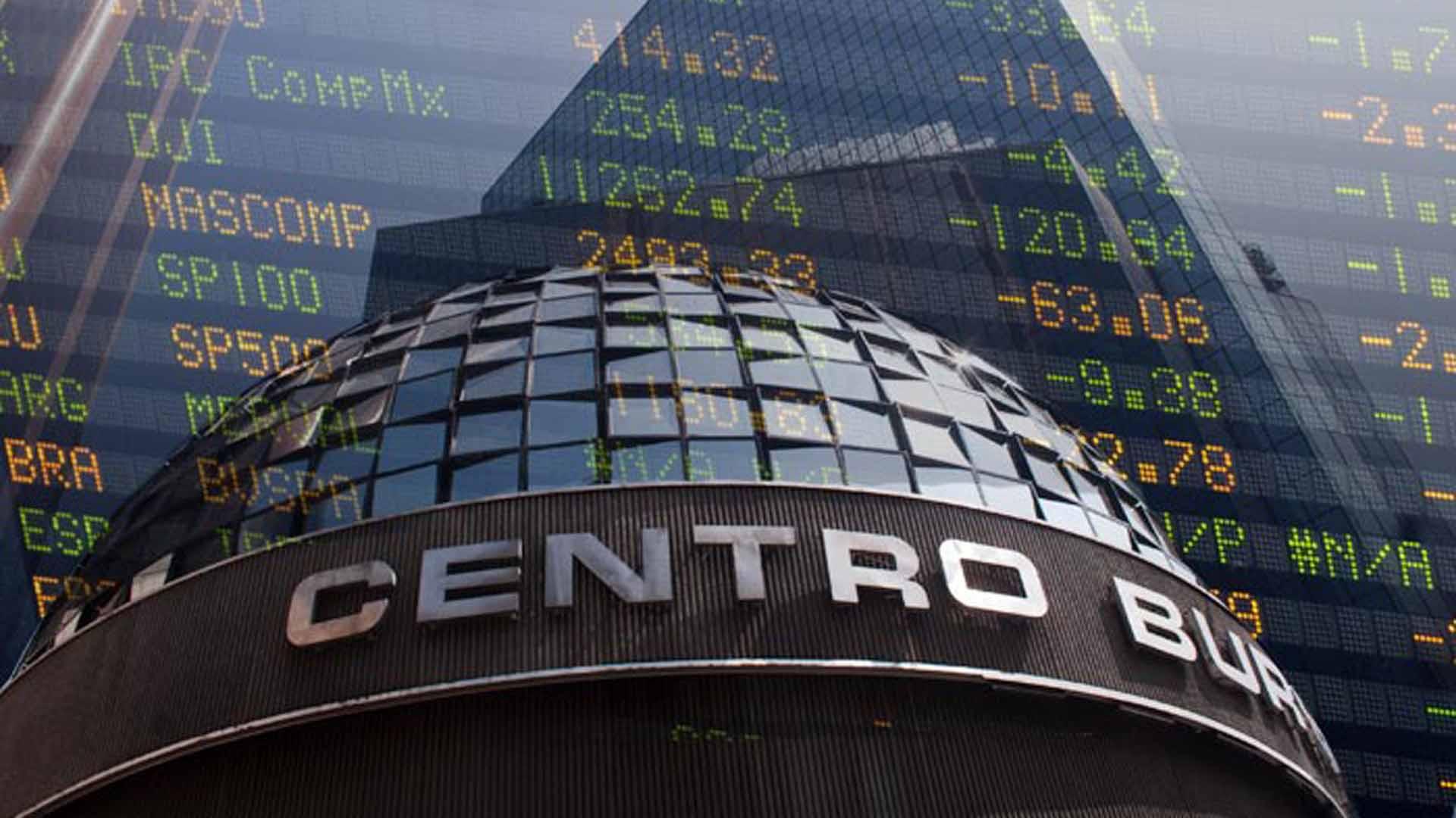La bolsa de México avanza 0,14 % al inicio de la sesión