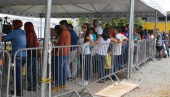Venezolanos abandonan Brasil tras ataques violentos
