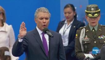 Cambio de Gobierno y el proceso de pacificación en Colombia