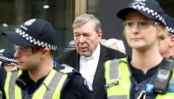 Cardenal George Pell enfrenta juicio por delitos sexuales