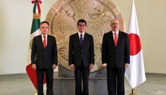México y Japón refrendan lazos de amistad y solidaridad