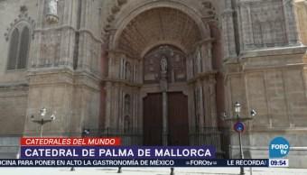 Catedral de Mallorca tiene mayor rosetón gótico en el mundo