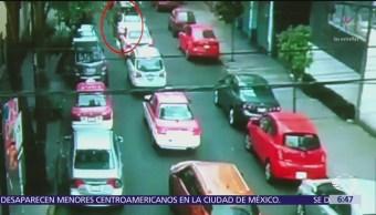CDMX: Aumenta robo de objetos en vehículos