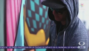 Central de Muros, arte público como agente de cambio