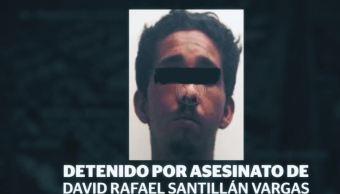Asesino de Rafita: Fiscalía presenta a presunto homicida
