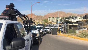 Chihuahua refuerza seguridad en Ciudad Juárez con más policías