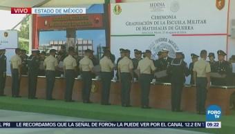 Cienfuegos encabeza graduación de militares expertos en armamento