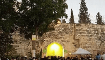 Desalojan Explanada de las Mezquitas tras ataque palestino