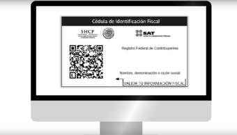 Cif SAT RFC Servicio Administración Tributaria