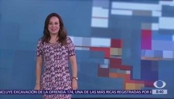 Clima Al Aire: Se esperan lluvias fuertes en Valle de México