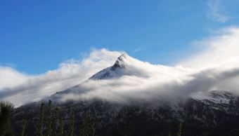 Nevado de Colima: Rescatan a 10 turistas perdidos