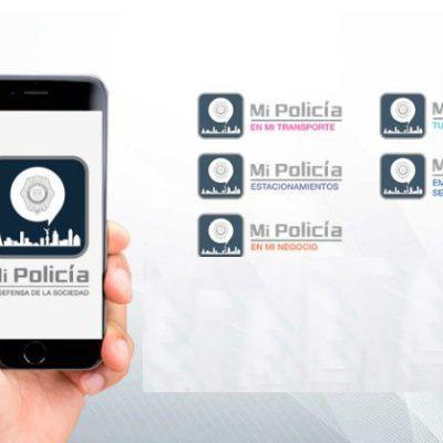 Comerciantes en CDMX podrán combatir robos con app Policía En Mi Negocio