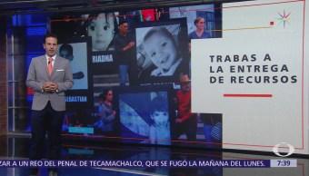 Comisión Ejecutiva de Atención a Víctimas, señalada por no entregar recursos