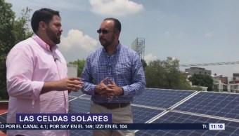 Cómo se producen las celdas solares