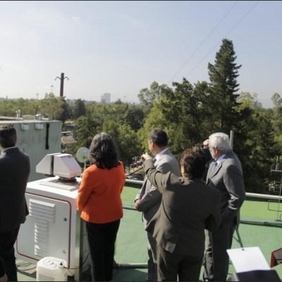 Contaminación del aire en CDMX será medida con nuevo equipo en la UNAM