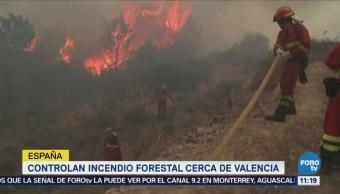 Continúa Activo Incendio Portugal