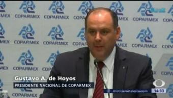 Coparmex Hace Votos Porque Eu Canadá Logren Acuerdo Comercial