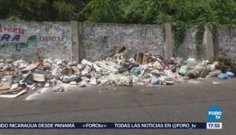 Declaran Emergencia Sanitaria En Acapulco Por Basura