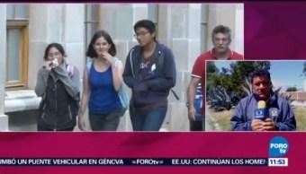 Denuncian Acoso Sexual Universidad De Guanajuato 17 Estudiantes Profesoras Acoso Sexual De Personal Académico Administrativo