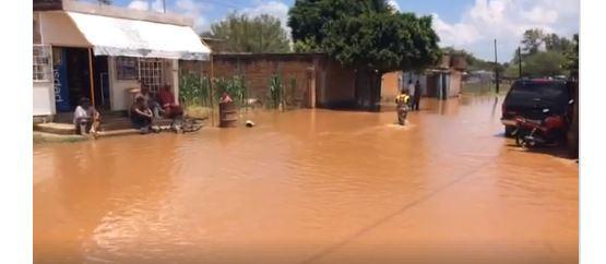 desborda rio zula ocotlan jalisco 113 personas fueron desalojadas